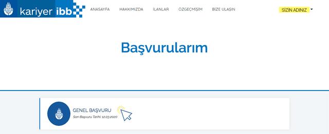 kariyer.ibb.istanbul sitesine yaptığınız başvurularınızı nasıl geri alabilirsiniz? Detaylar kariyeribb.com'da!
