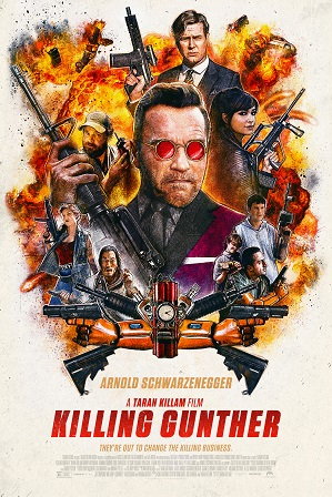 Killing Gunther (2017) 300MB Full Hindi Dual Audio Movie Download 480p Bluray