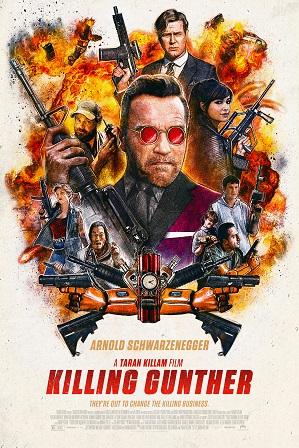 Killing Gunther (2017) 800MB Full Hindi Dual Audio Movie Download 720p Bluray