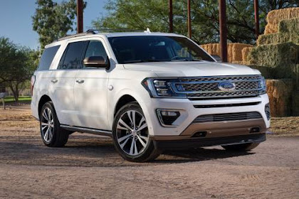 2020 Ford Expedition Review, Specs, Price