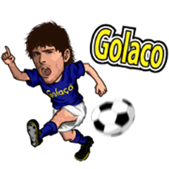 Mr.Golaco the football lover