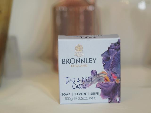 Bronnley Pink Peony & Rhubarb -  Iris & Wild Cassis