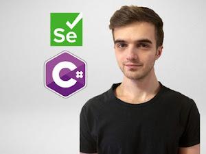 Coupon Gratis : Selenium in C# - Setup Simple Test Automation Framework - Dalam Belajar