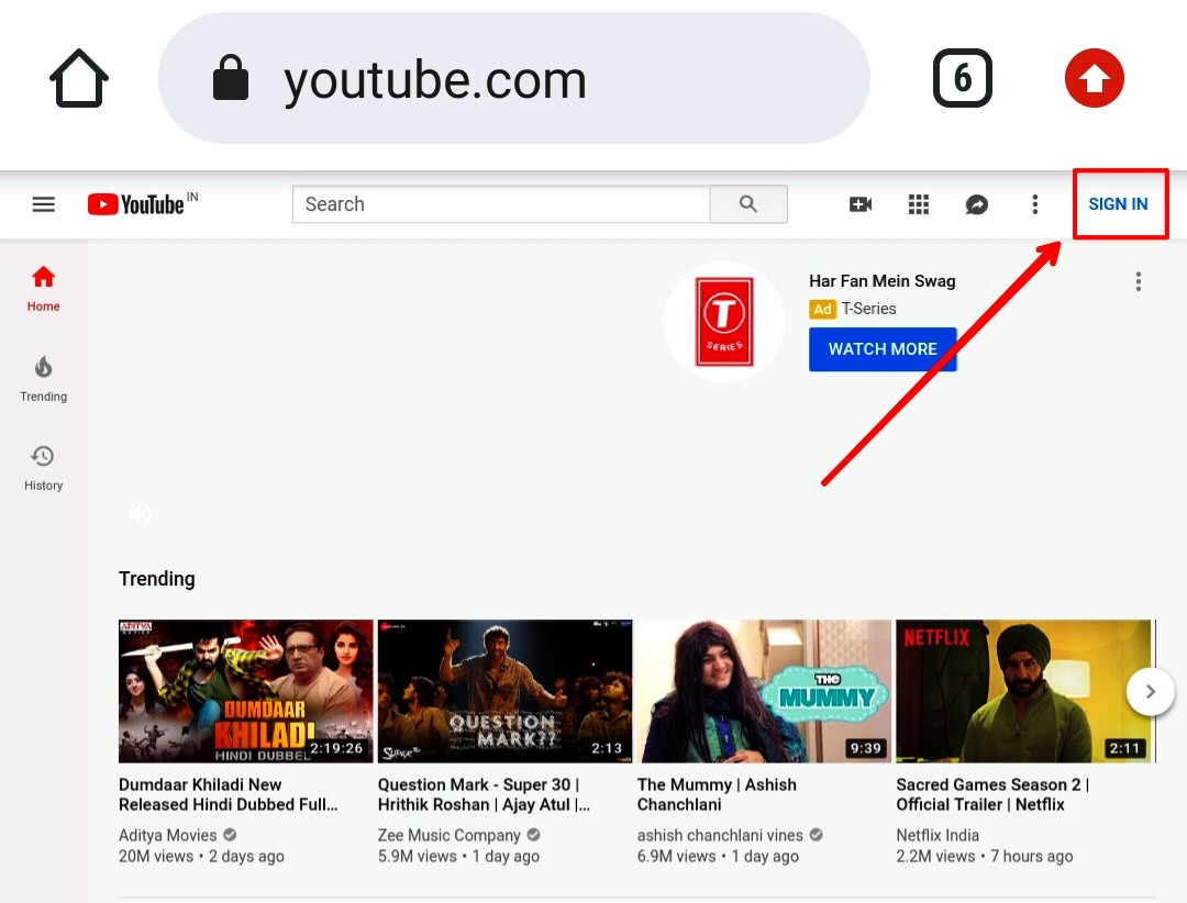 youtube par channel kaise banaye
