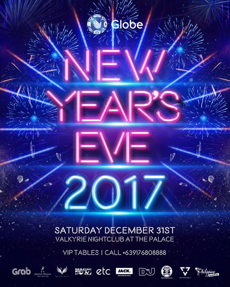 New Year's Eve Ball at Valkyrie at The Palace