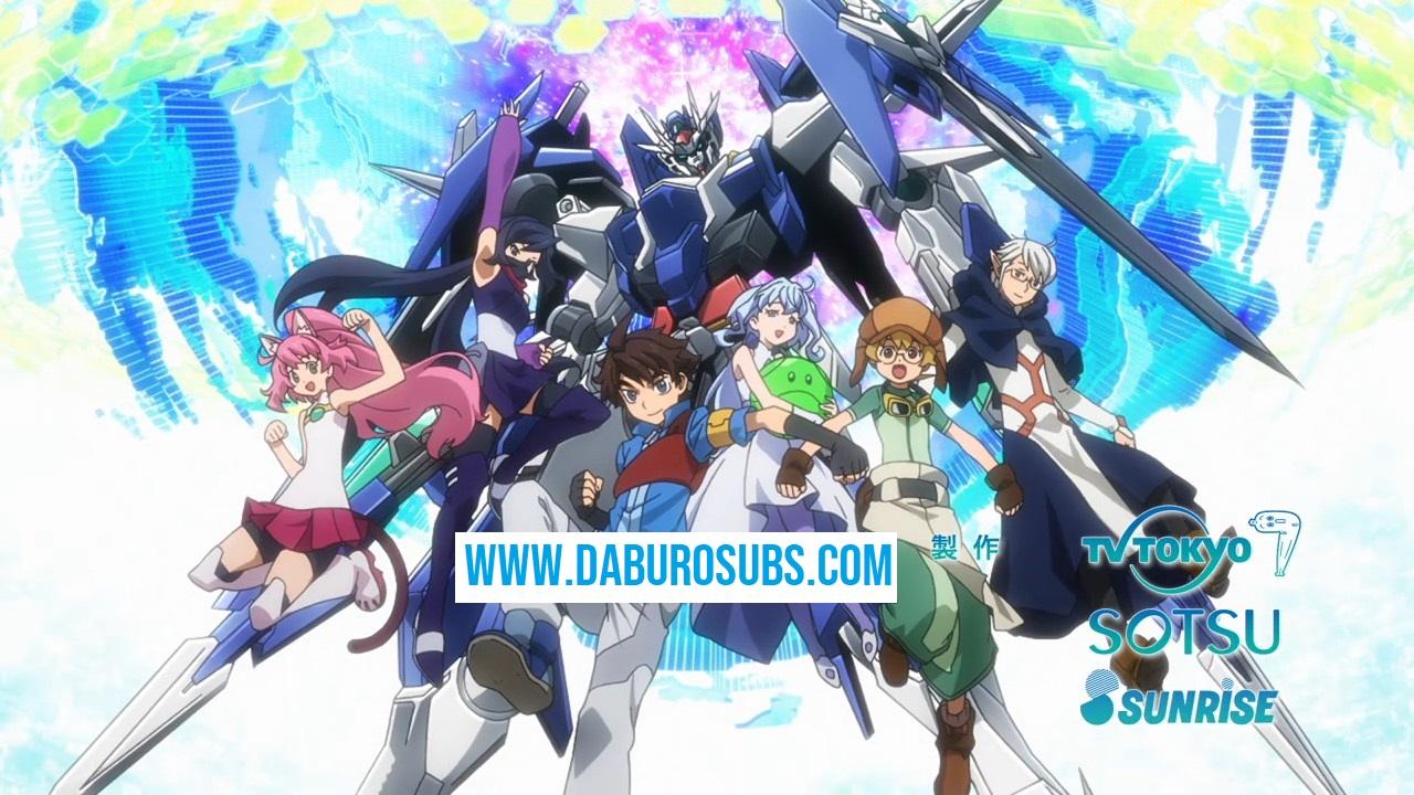 MS Gundam Build Divers