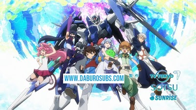 MS Gundam Build Divers