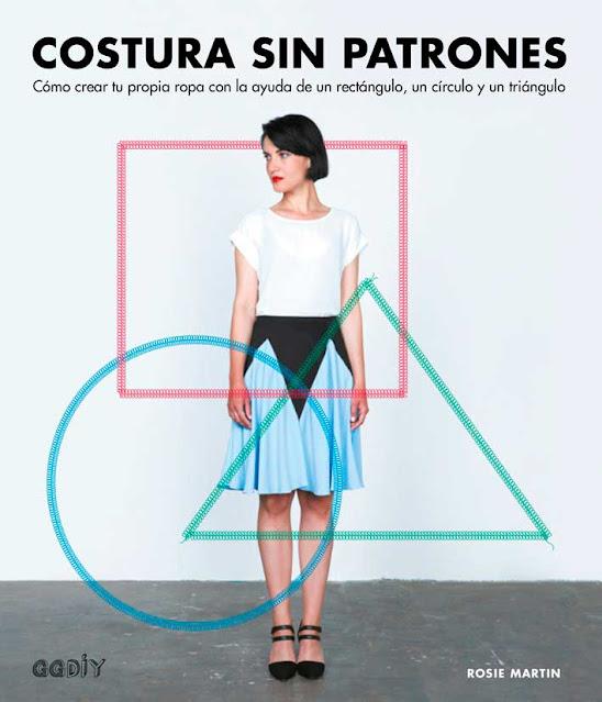 Libro Costura sin patrones