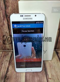 Samsung Note 5 HDC kamera depan 5MP