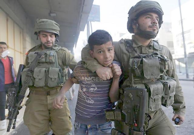 منظمة إسرائيلية تدعو المجتمع الدولي للتدخل ووقف تعذيب الأطفال الفلسطينيين في السجون الإسرائيلية
