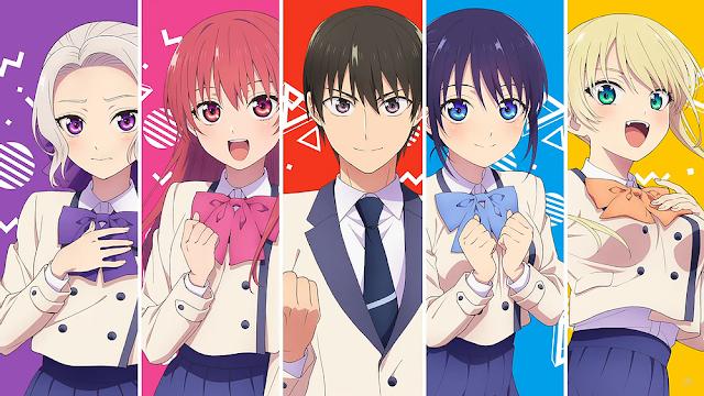 Manga Kanojo mo Kanojo ha vendido más de 700.000 unidades