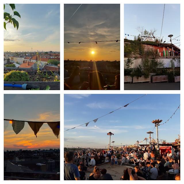 Onde comer e se divertir em Berlim - Klunkerkranich