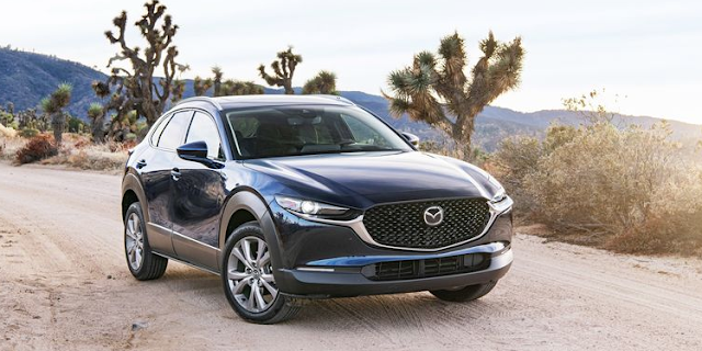 2021 Mazda CX-30 Expected to Get 250-HP Turbo Engine
