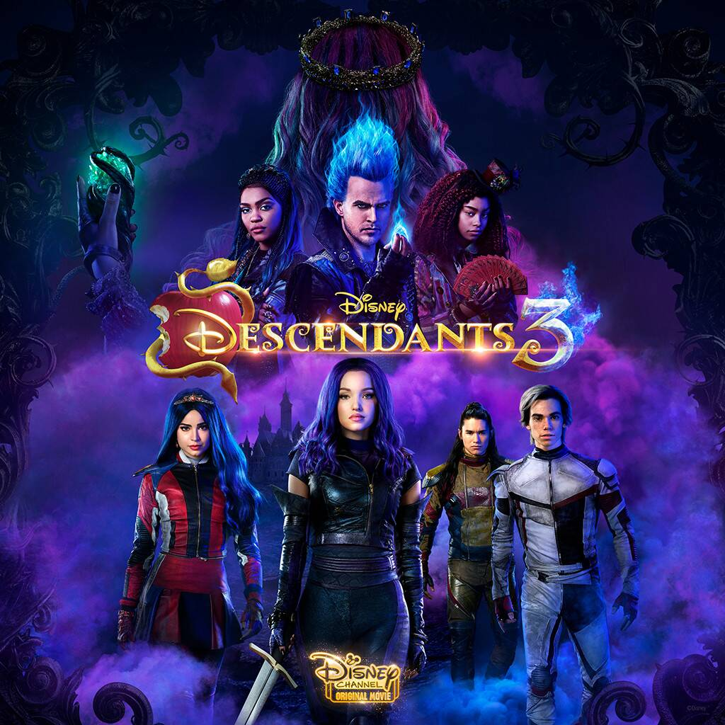 where to buy coupon code large discount Descendants 3 - Streaming VF - Romu Magic - Le Blog