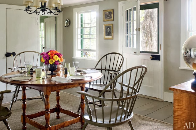 Home Interior Design An Elegant Federal Style Country House