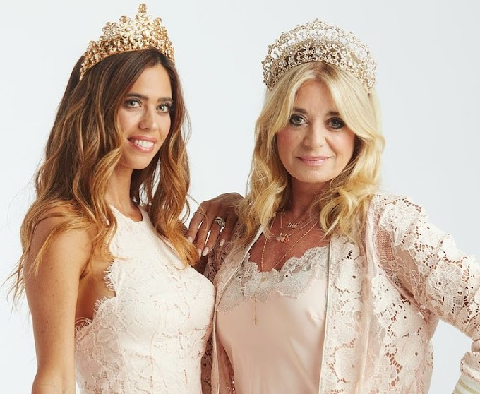 "Lydia McLaughlin Reveals She And Her Mother Judy Stirling 'Are Getting' Their Own Digital Series On Bravo; Says ""Can't Wait For It To Launch"""