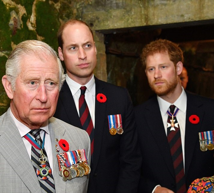 Royal Family Around The World: British Royal Attend The