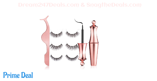 Magnetic eyelashes 45% OFF