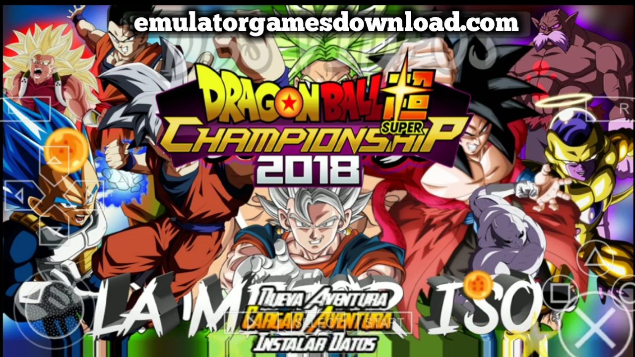 dragon ball super mugen 2018 download android