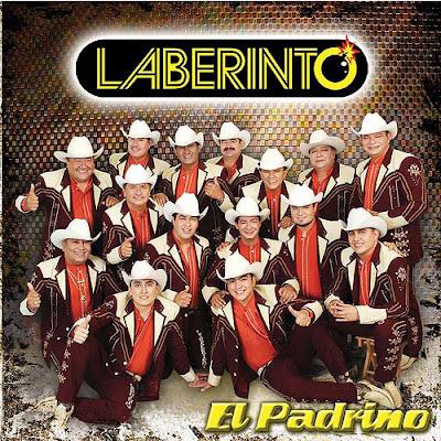 Grupo Laberinto - El Padrino (2013) (Album / Disco Oficial)