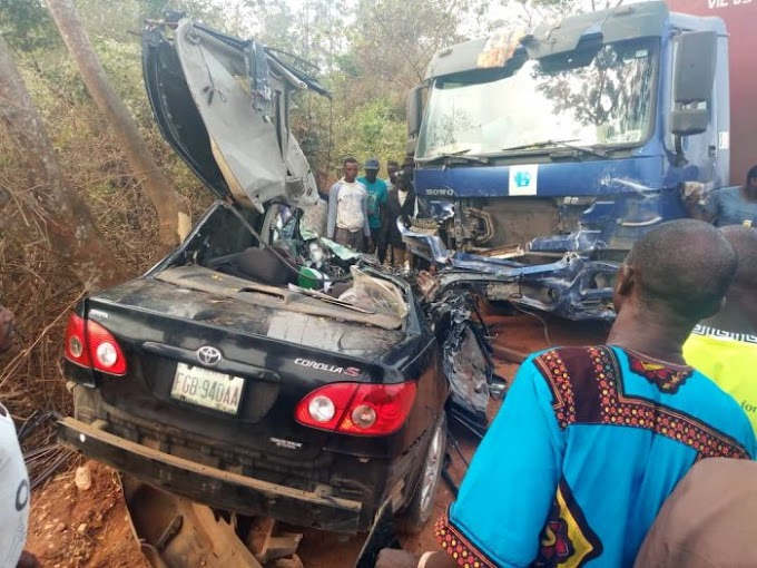 163 persons killed in road crashes in Ogun State