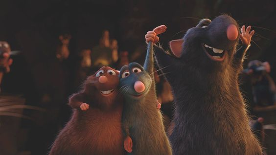 Synopsis Ratatouille By Daniel Rendy Banjarnahor