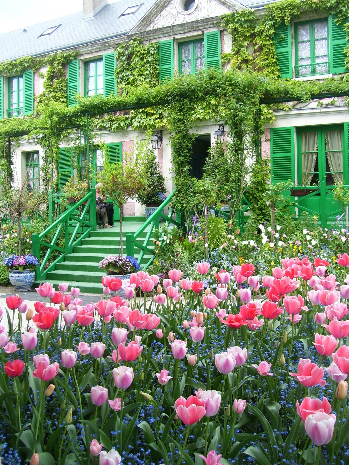 Monet S Garden Our Tour Of Giverny: Phoebettmh Travel: (France)