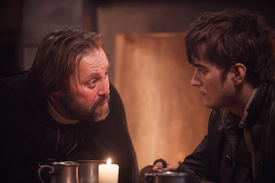Christian McKay and Landon Liboiron in Frontier Series (16)