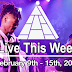 Live This Week: February 9th - 15th, 2020