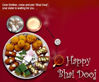 Bhai Dooj Wishes in English