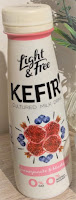 Light & Free kefir