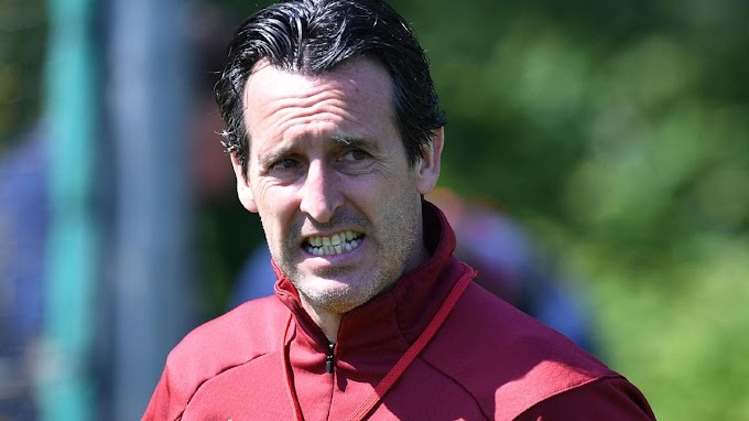 EPL: Van Persie questions Unai Emery's style at Arsenal