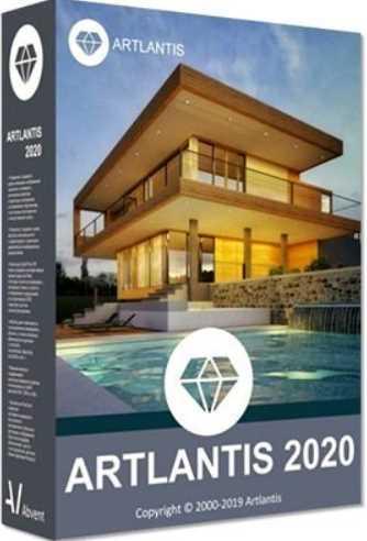 Artlantis 2020 v9.0.2.21736 poster box cover