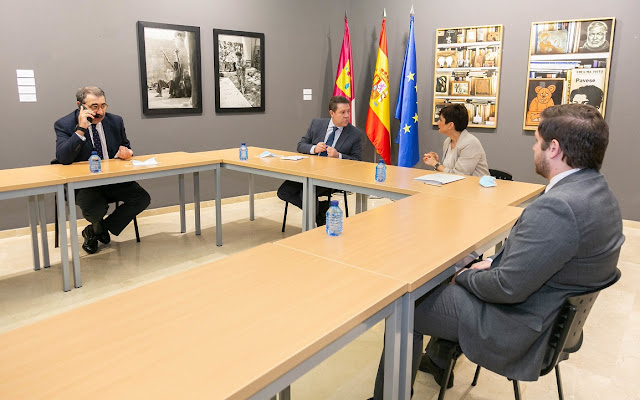 El encuentro ha tenido como marco el Museo García Rodero