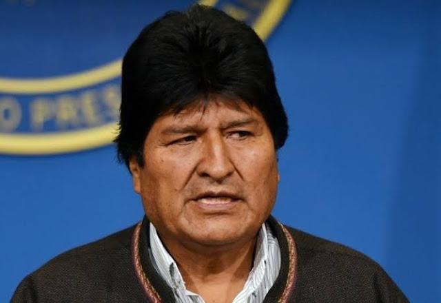 Dianggap Curang Dalam Pemilu, Presiden Bolivia Evo Morales Mundur