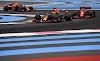 Wyniki kwalifikacji przed GP Francji 2021, pozycje startowe