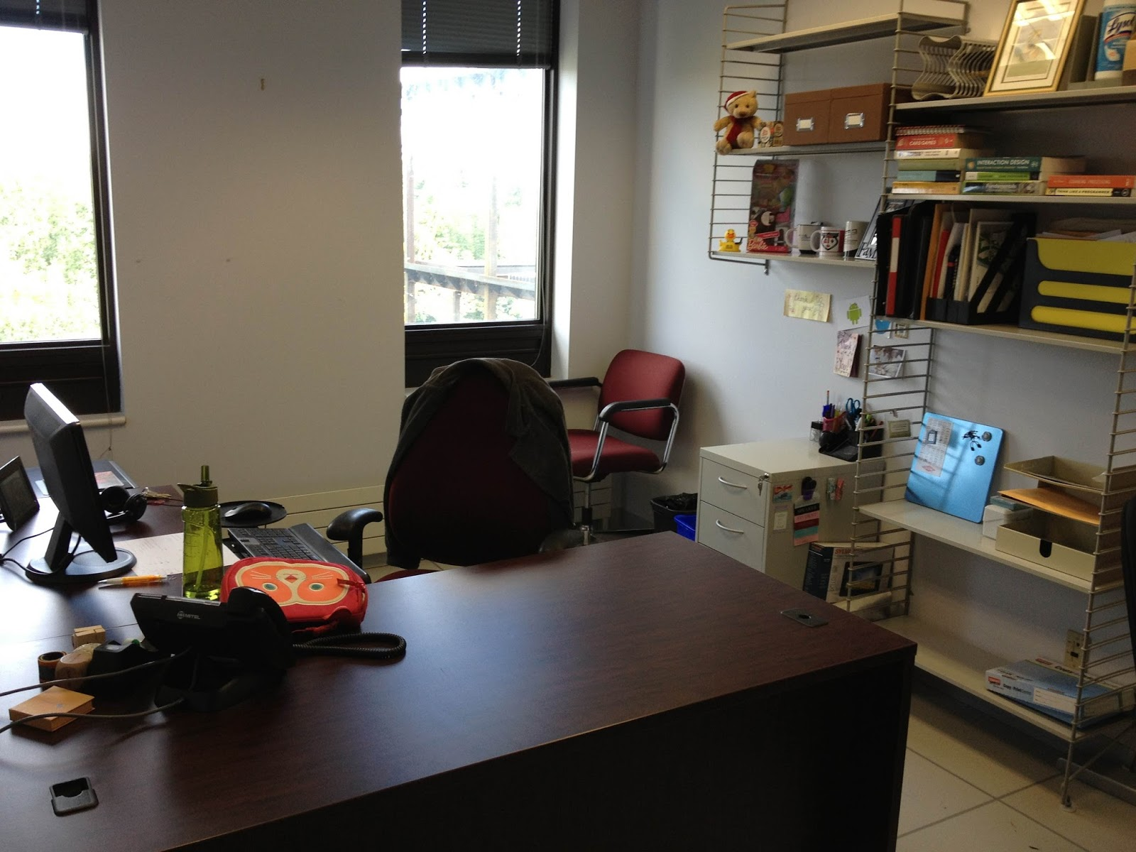 22 Perfect Decorating My Office | yvotube.com