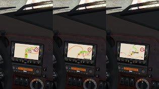 ets 2 yandex navigator for promods screenshots 1
