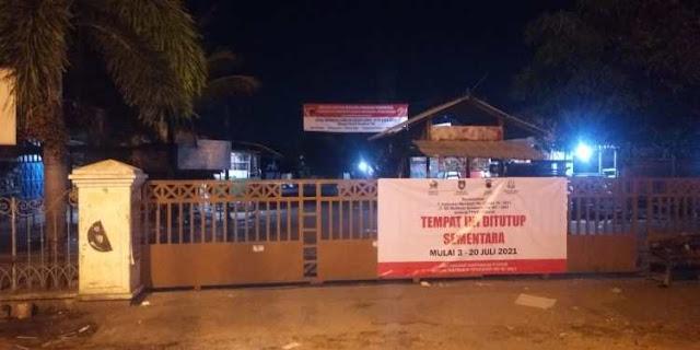 PPKM Darurat di Solo, Mall Buka, Namun Pasar Wong Cilik Harus Tutup