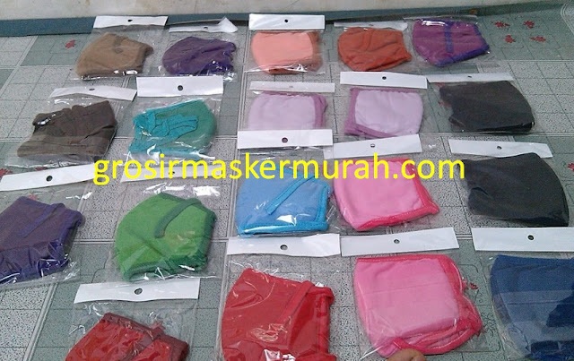 pabrik masker