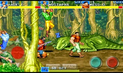Pc Game Cadillacs and Dinosaurs Free Download Full Version