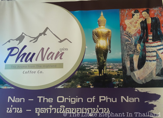Nan - The origin of Phu Nan Coffee