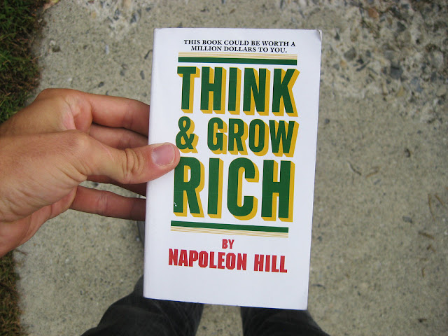 Think and Grow Rich by Ben Holden-Crowther and Napoleon Hill