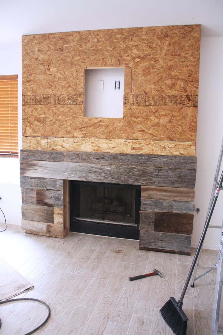 relooker une cheminee pour initiales gg avantaprs un manteau de chemine with chemine relooke. Black Bedroom Furniture Sets. Home Design Ideas