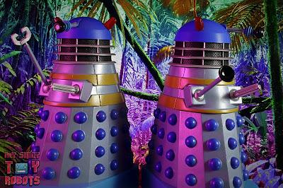 Doctor Who 'The Jungles of Mechanus' Dalek Set 26
