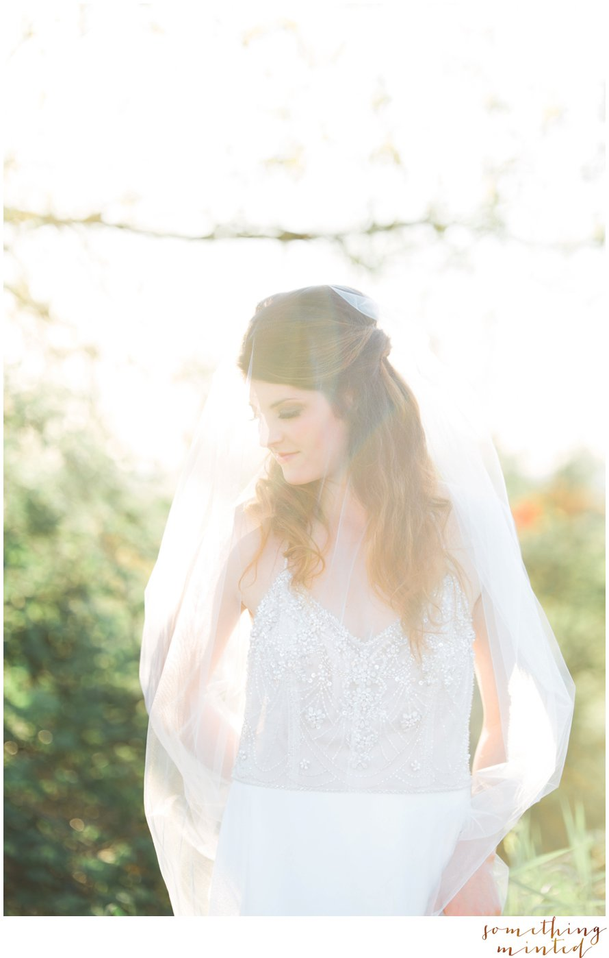 Golden Hour Wedding Photography by Snohomish Wedding Photographer Something Minted