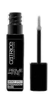 Catrice Prime and Fine Smokey Effect Eyeshadow Base