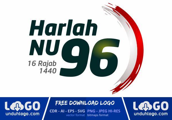 Logo Harlah NU 96