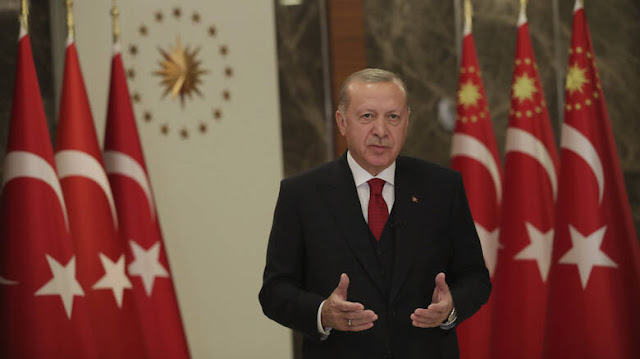 Ερντογάν: Σωσίβιο επιβίωσης σε πλαίσιο κανόνων