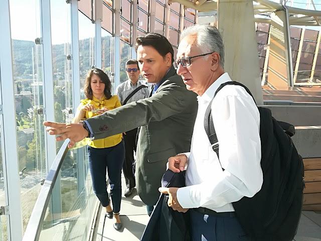 Delegados-ciudades-Ibague-Piedras-visita-Graz-Autria-programa-IUC-Union